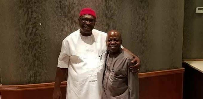 Alex Otti took part in wrecking Abia treasury – Chikwe Udensi