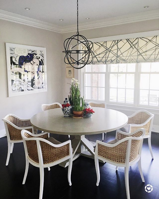 round-table-eat-in-kitchen-inspiration Design Growth In My House Interior