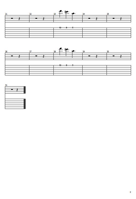 Walk On Tabs U2 - How To Play Walk On On Guitar Tabs & Sheet Online