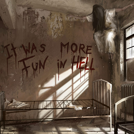 Haunted Asylum Wallpaper Engine