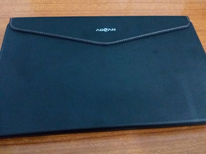 FIRST IMPRESSION ADVAN W100 TABLET PC