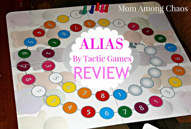 Alias by Tactic Games, Alias, games, game, game review, Tomoson, family night, family games, family, lifestyle, fun, time together, #tacticgames