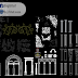 بلوكات زخارف للبنايات القديمة 2 اوتوكاد dwg