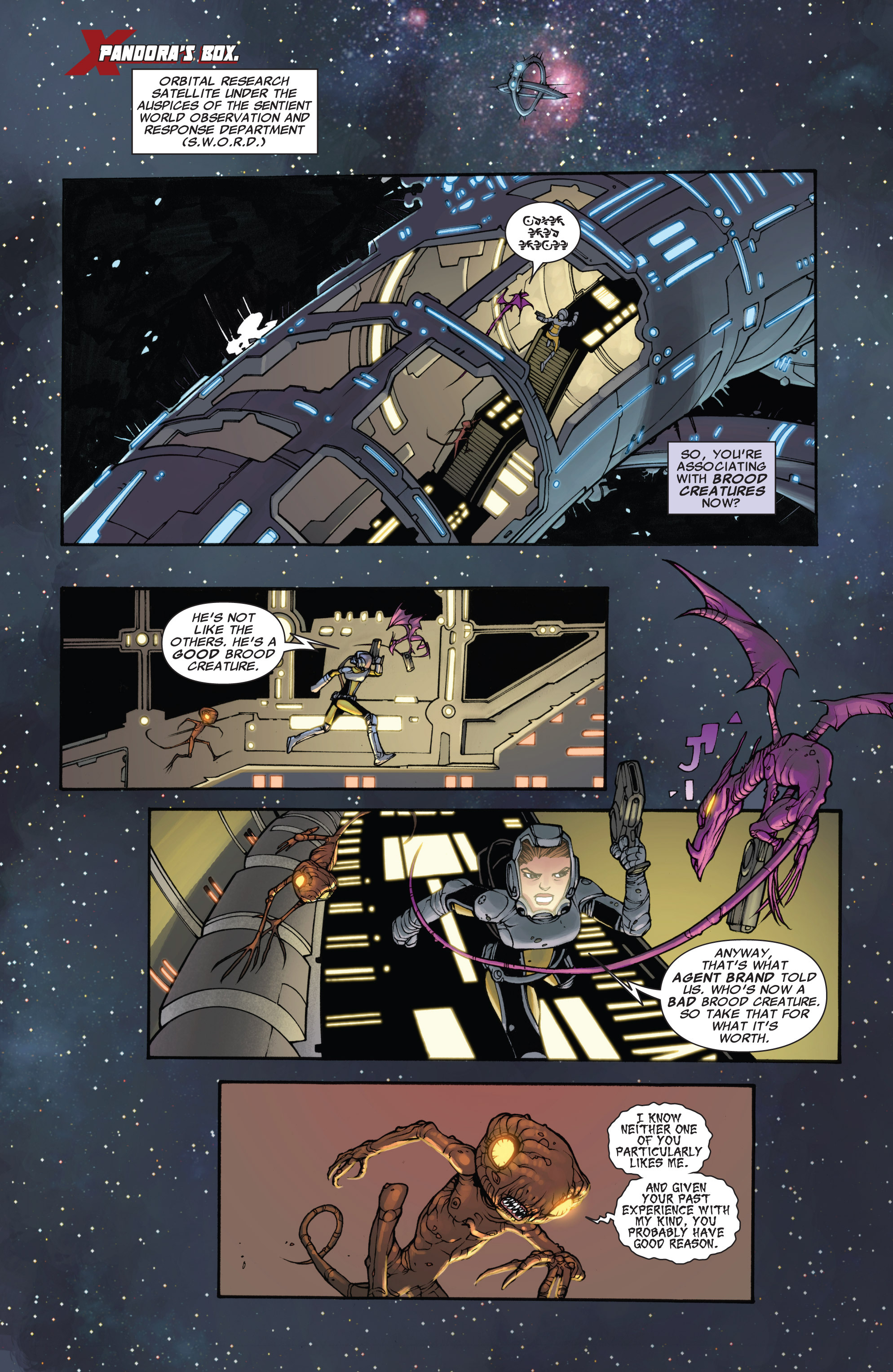 Read online Astonishing X-Men (2004) comic -  Issue #42 - 2