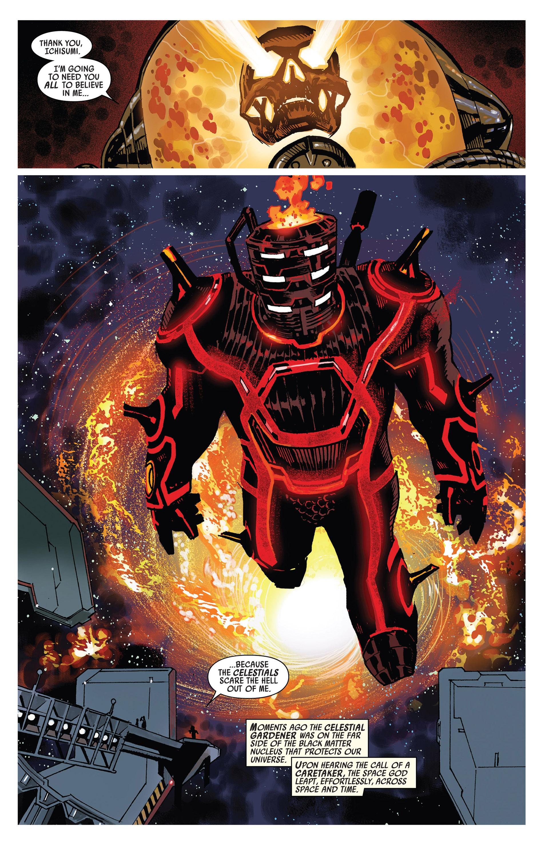Read online Uncanny Avengers (2012) comic -  Issue #7 - 4
