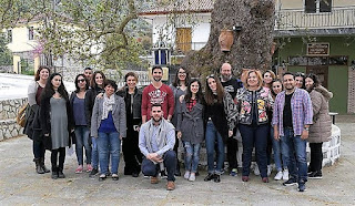 Επίσκεψη φοιτητών και ερευνητών του Ιονίου Πανεπιστημίου