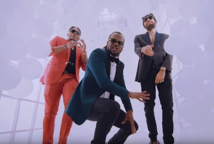 Download Video: Rudeboy Ft. Phyno & Olamide – Double Double
