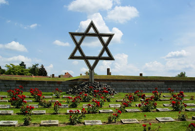 בית הקברות היהודי במחנה טרזין