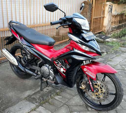 Modifikasi Motor Jupiter Mx Zona Ilmu 8