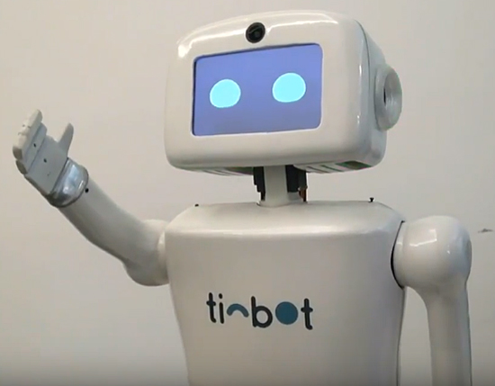 Tinbot - Robô Brasileiro - Img 1