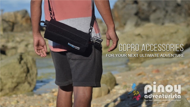 GOPRO ACCESSORIES PHILIPPINES PINOY ADVENTURISTA