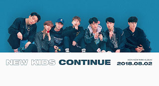 ikon new kids continue