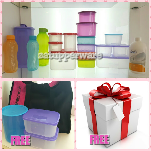 Tupperware Treasure Box