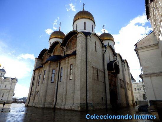 Kremlin de Moscú: Catedral de la Asunción