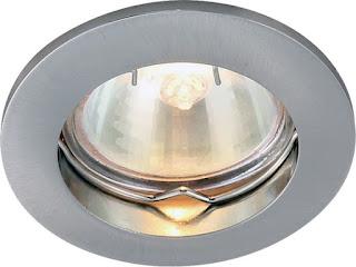 Точечный светильник внутреннего типа