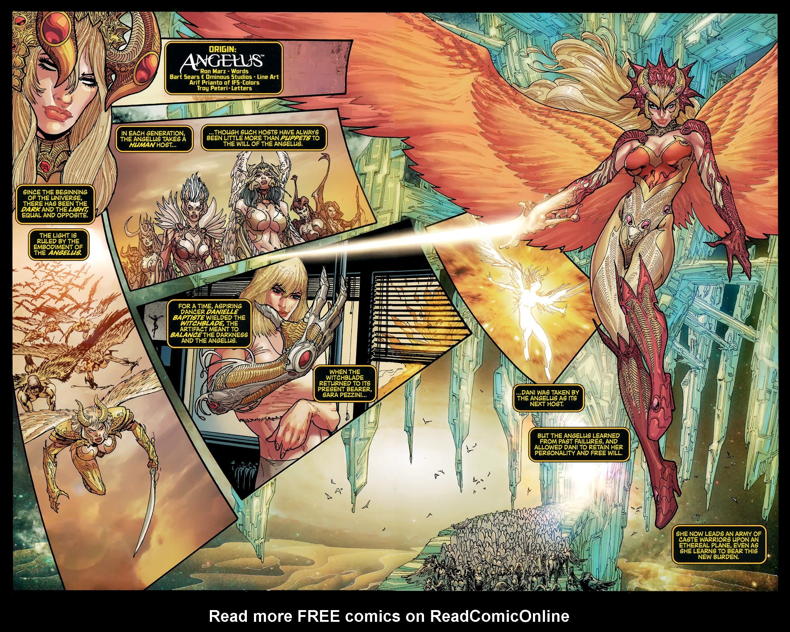 Read online Artifacts comic -  Issue #3 - 24