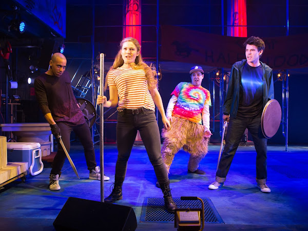 Coming to Detroit: The Lightning Thief: The Percy Jackson Musical