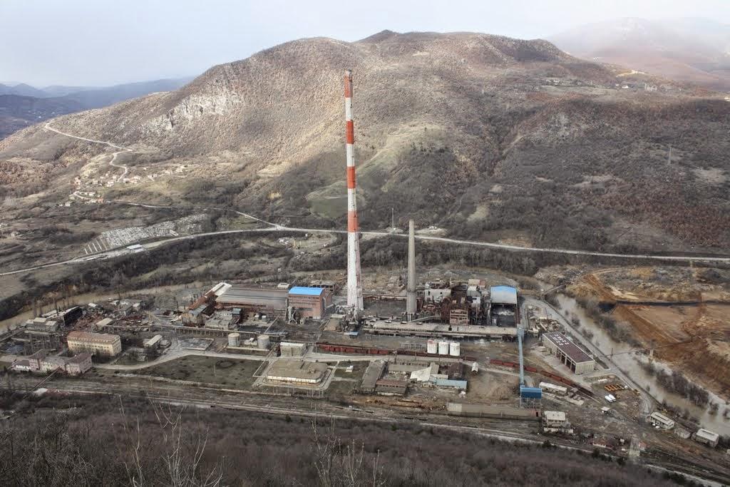 Torcida Trepça: Miniera e TREPÇËS