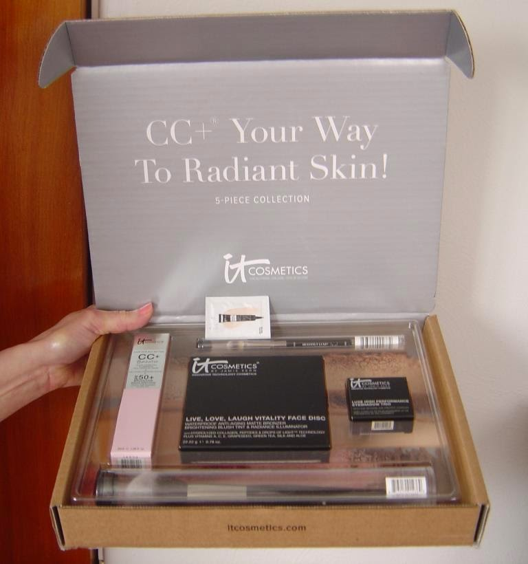 IT Cosmetics CC+ Your Way to Radiant Skin 5-Piece collection.jpeg