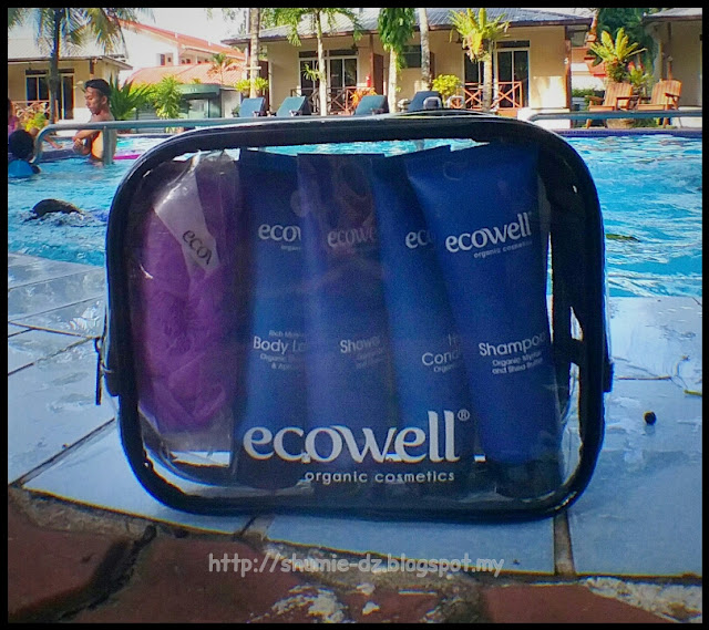 Ecowell - Travel Essentials Organic Bath and Body Care Series