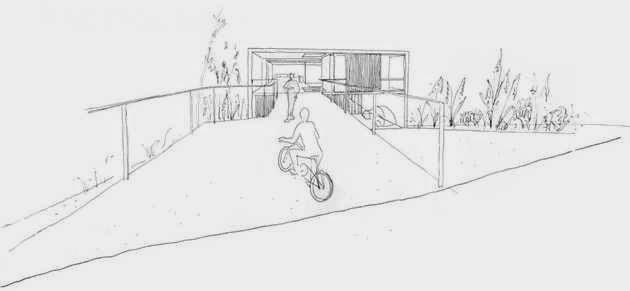 SAO PAOLO STRIKING ALFRESCO HOUSE DESIGN WITH INTERIOR