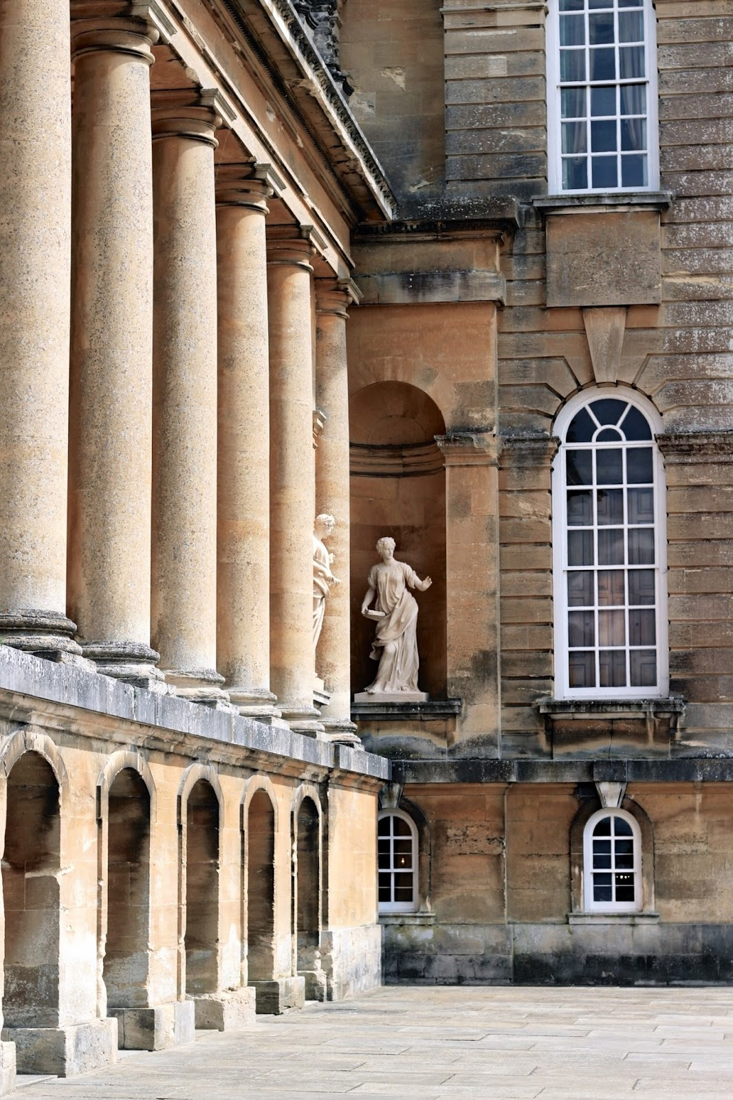 Travel blogger Blenheim Palace