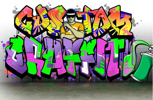 Berok Graffiti Mural Profesional En Barcelona: Graffiti