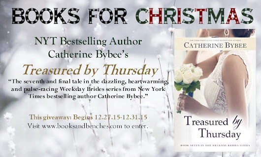 Books for Christmas 2015: Final Week! 3 Authors, 5 Books