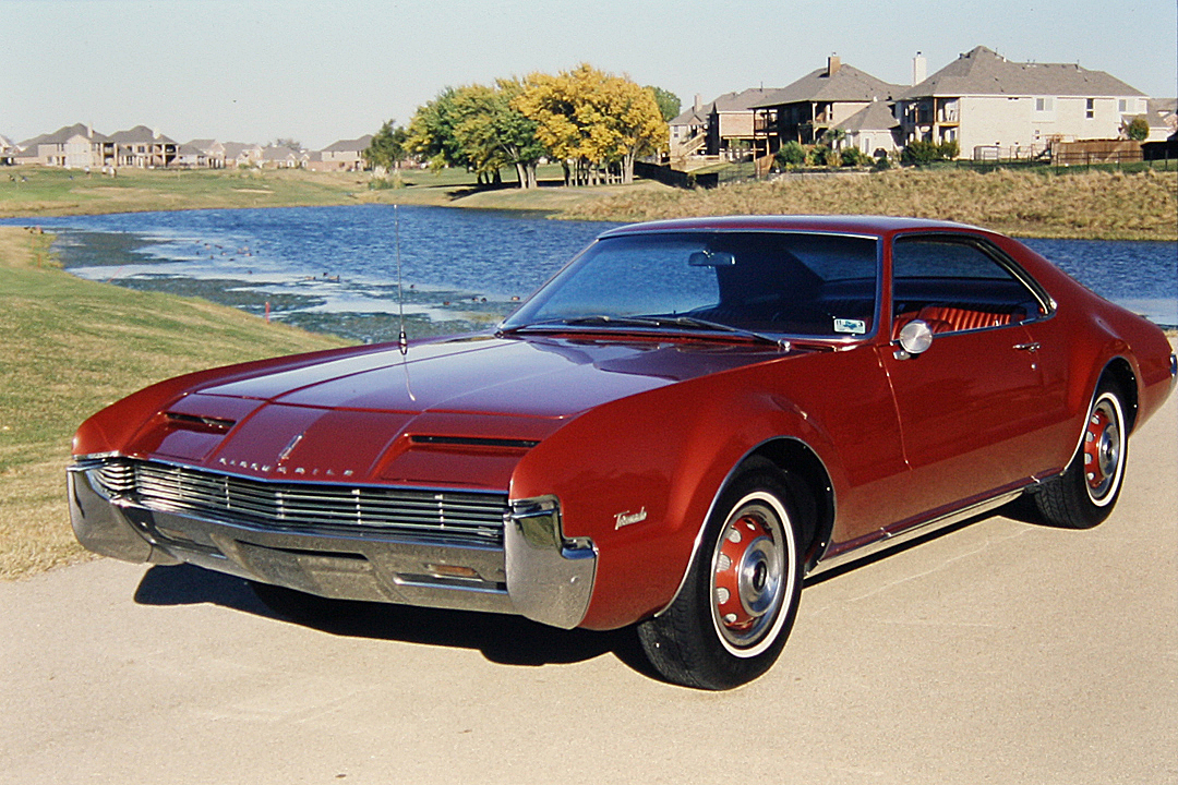 The All GM blog  1966 Oldsmobile Toronado 1966 Oldsmobile Toronado