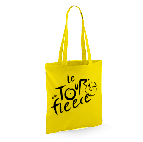 tour de fleece bag