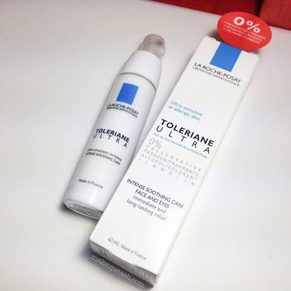 da dị ứng, dị ứng mỹ phẩm, Review La Roche-Posay Toleriane kem dưỡng cho da rất nhạy cảm và dị ứng, laroche posay, da nhạy cảm, mỹ phẩm pháp