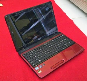 harga laptop toshiba l755 gamming
