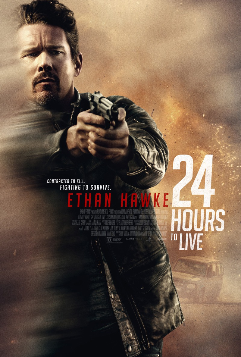 24 Hours to Live (2017) ταινιες online seires oipeirates greek subs