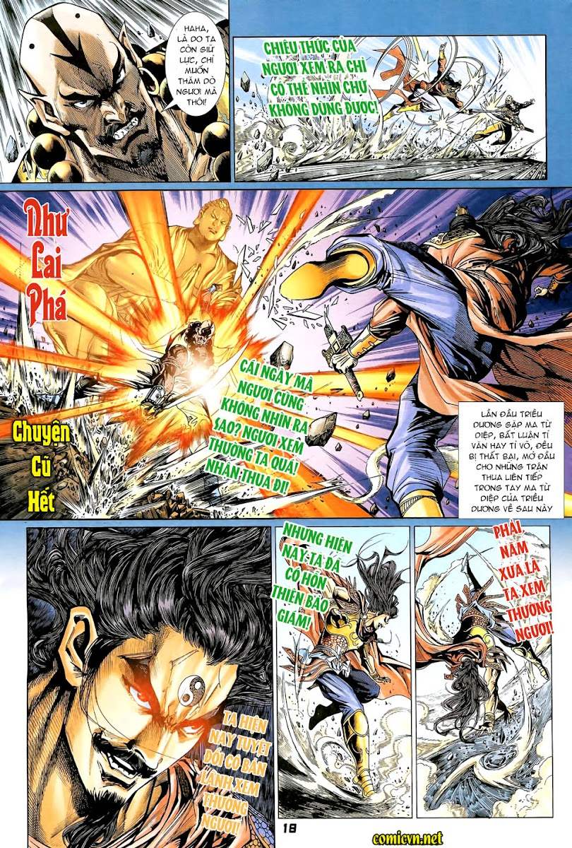 Đại Đường Uy Long chapter 92 trang 18