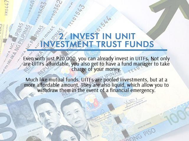 Make Investing P20,000 for small Fortune by Big Profit