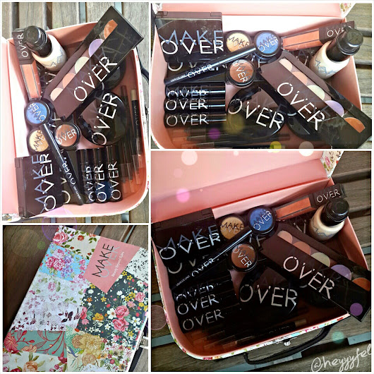 ✿❀ Makeover Cosmetics Review ❀✿