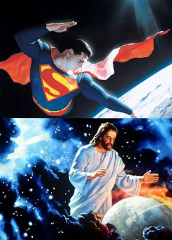 SUPERMAN E JESUS CRISTO