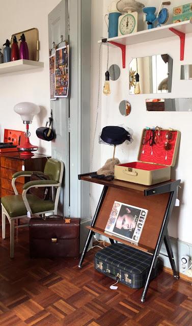 a Porta Verde, Aveiro, loja vintage, decoração vintage, móveis vintage, design nórdico