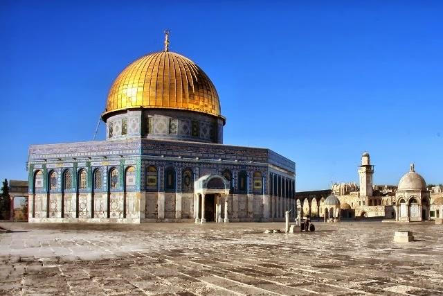 Cúpula de la Roca de Jerusalén (s.VII)