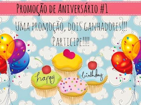 Promoção de Aniversário #1