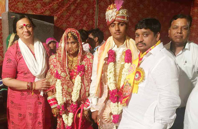 mass-marriage-shri-maharaja-agrasain-foundation-faridabad