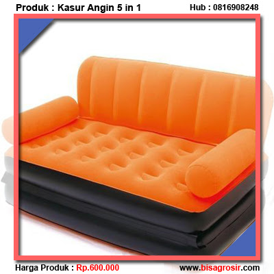 SOFA BED 5 IN 1 Kasur Angin