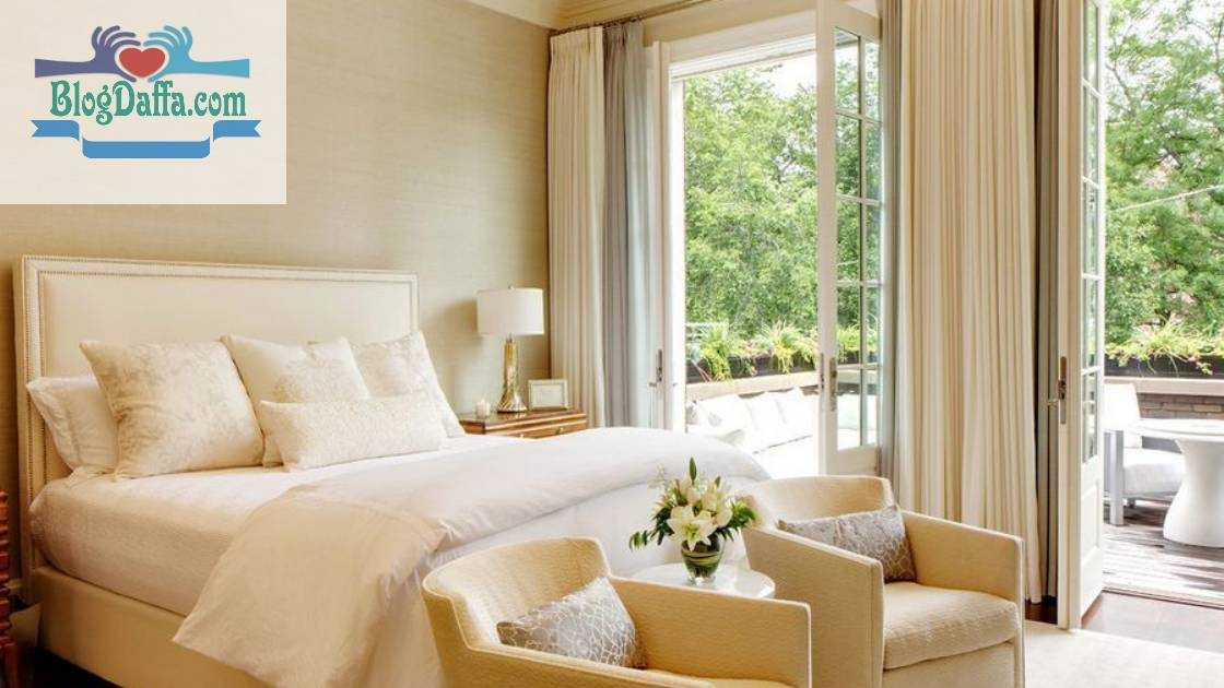 Warna cat kamar beige paling digemari