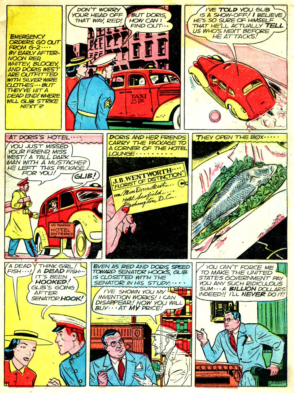 Read online All-American Comics (1939) comic -  Issue #11 - 9