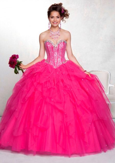 7ee81b1c8f A continuación algunas imagenes de estos hermosos vestidos modernos para  fiesta de 15 años.