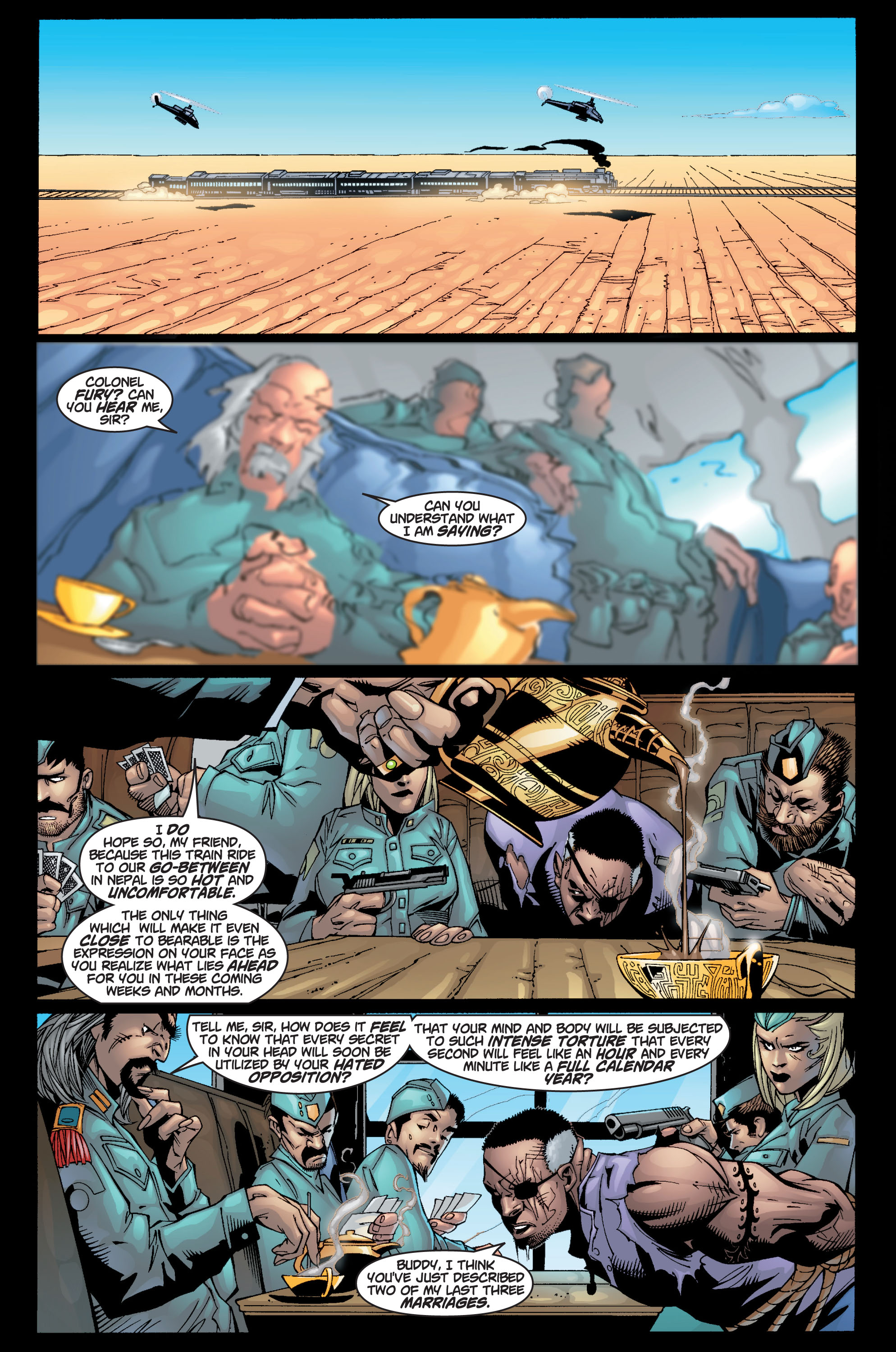Read online Ultimate X-Men comic -  Issue #10 - 5