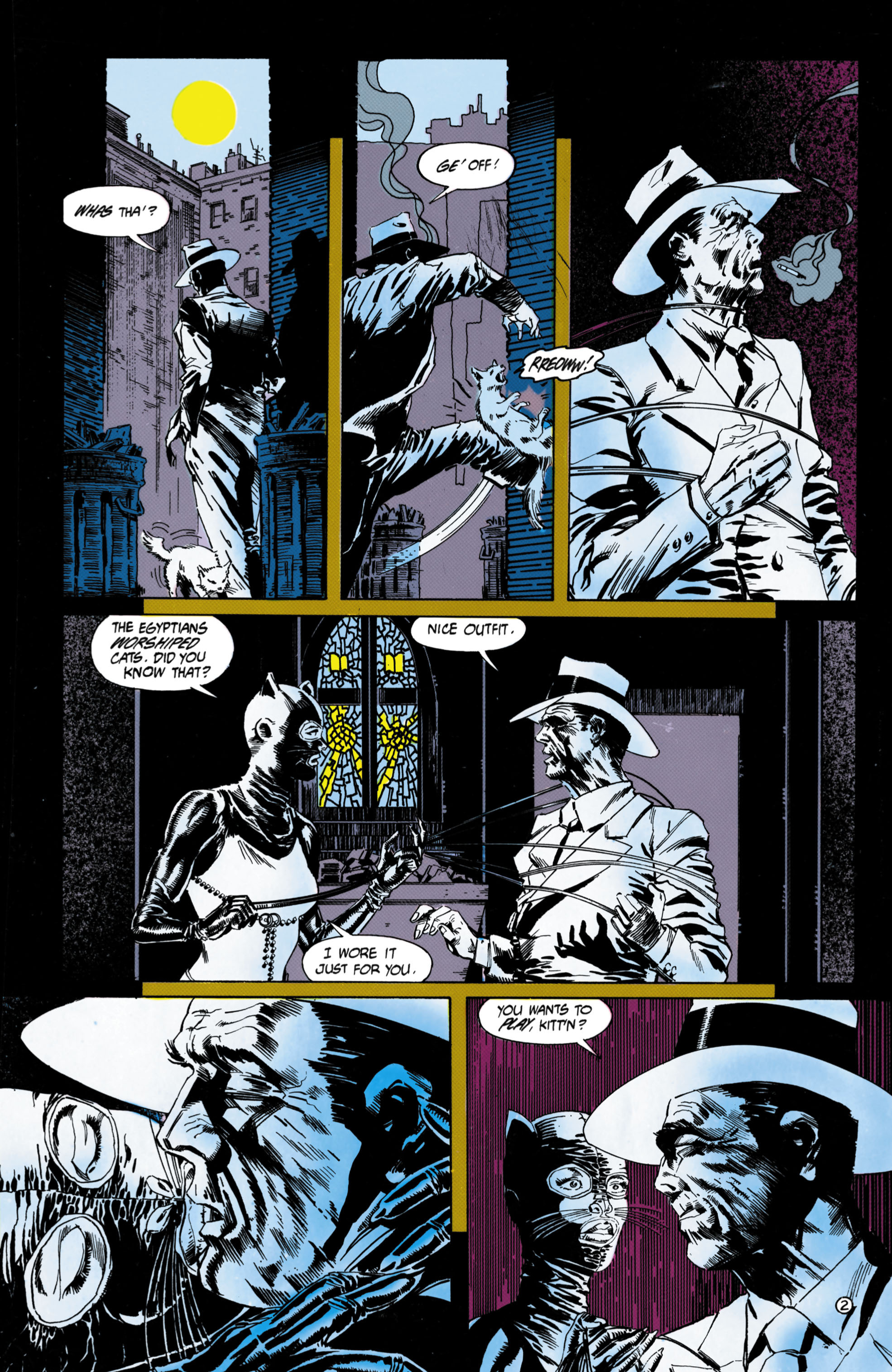 Catwoman (1989) Issue #2 #2 - English 3