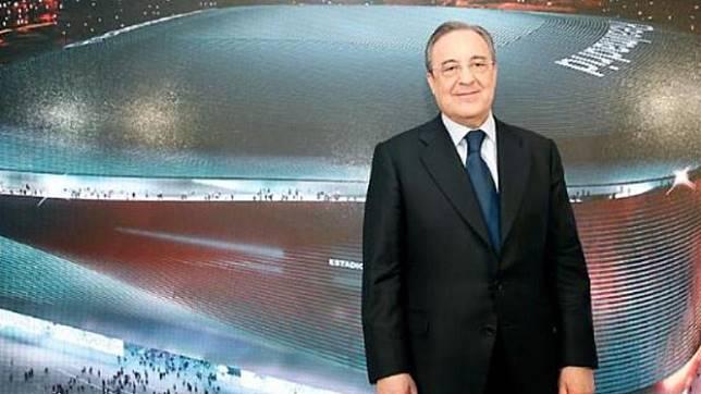 Fans Desak Presiden dan Pelatih Real Madrid Mundur