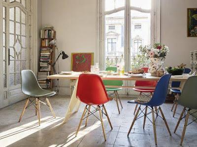 Ghế Eames -  Sự lựa chọn hàng đầu cho quán cafe 3