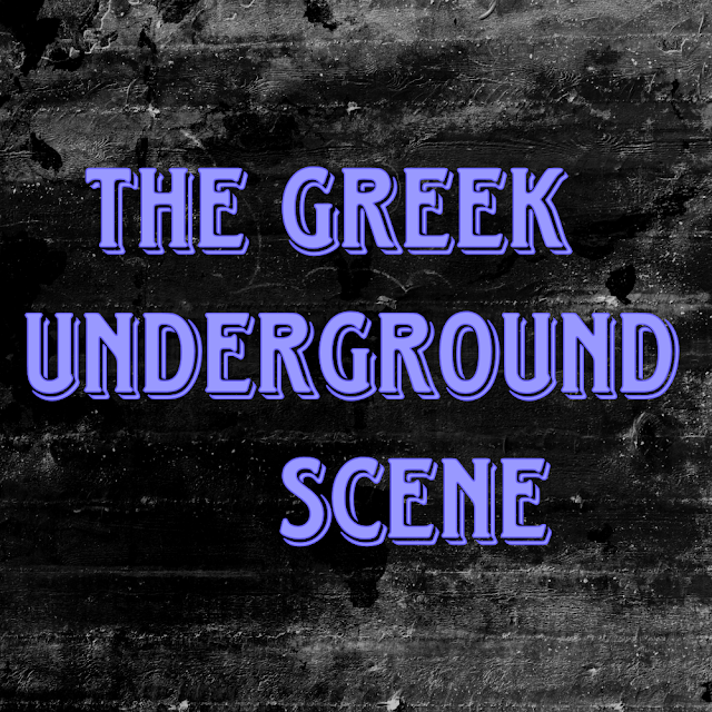 'Greek Underground Zone' on Downtuned Radio